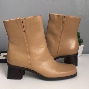 Fashion heel boots